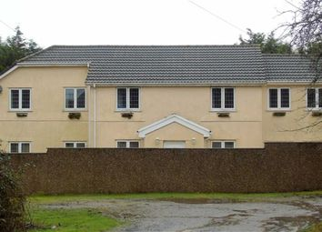 Thumbnail 4 bedroom detached house for sale in Blackhill Lane, Swansea