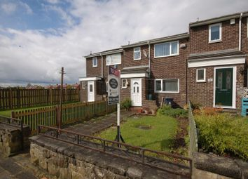 Thumbnail 3 bed terraced house to rent in West Avenue, Palmersville, Newcastle Upon Tyne