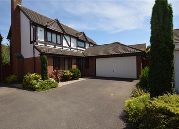 Thumbnail 4 bedroom detached house for sale in Clayfield, Yate, Bristol
