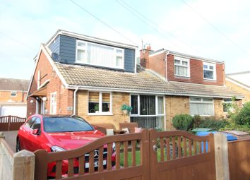 Thumbnail 3 bed bungalow for sale in Egroms Lane, Withernsea, East Yorkshire