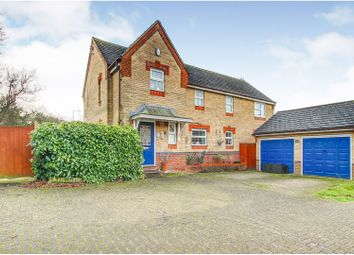 Thumbnail 5 bed detached house for sale in Stubbs Close, Haverhill