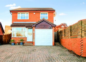 Thumbnail 3 bed detached house for sale in Silver Close, Tonbridge