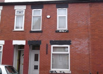 Thumbnail 3 bedroom terraced house to rent in Stanley Avenue, Manchester
