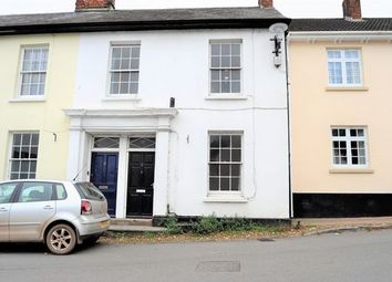 Thumbnail 3 bed terraced house to rent in The Green, Fore Street, Cullompton