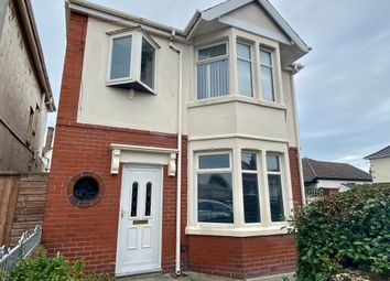 Thumbnail 3 bed detached house for sale in Arnold Avenue, Blackpool