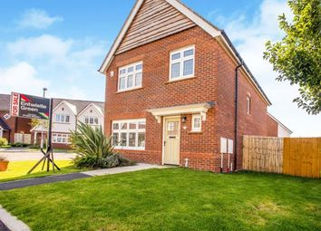 Thumbnail 3 bed detached house for sale in Leeward Close, Fleetwood