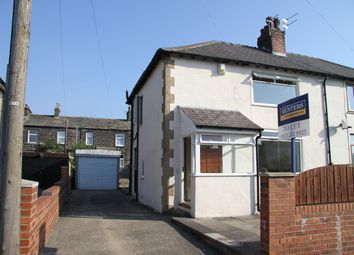 Thumbnail 2 bed bungalow to rent in Hawthorn Avenue, Yeadon, Leeds