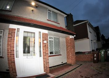 Thumbnail 3 bed semi-detached house to rent in Pelham Avenue, Barking