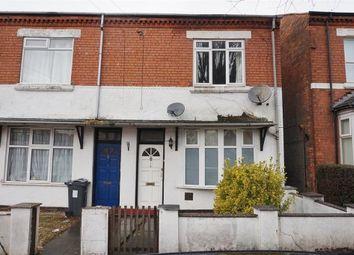 Thumbnail 1 bed maisonette for sale in Johnson Road, Erdington, Birmingham
