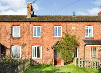 3 bed terraced house for sale in Vicarage Road, Whaddon, Milton Keynes, Buckinghamshire MK17