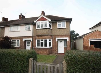 Thumbnail 3 bed semi-detached house for sale in Swan Road, Feltham