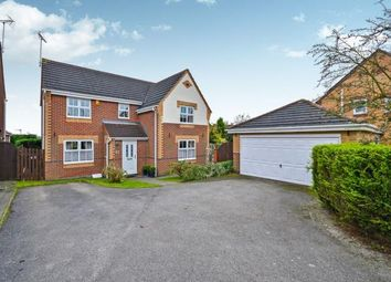 Thumbnail 4 bed detached house for sale in Cosgrove Avenue, Sutton-In-Ashfield, Nottinghamshire, Notts