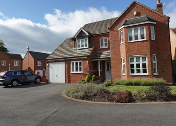 Thumbnail 5 bed detached house for sale in Chestnut Drive, Stourbridge