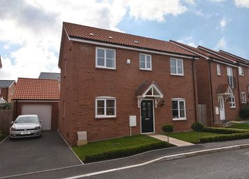 Thumbnail 3 bed detached house for sale in South Hayes Meadow, Cranbrook, Near Exeter