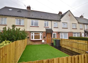 Thumbnail 3 bed terraced house to rent in Calder Road, Maidstone