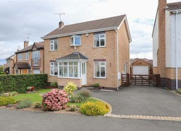 Thumbnail 4 bed detached house for sale in Somersby Avenue, Walton, Chesterfield