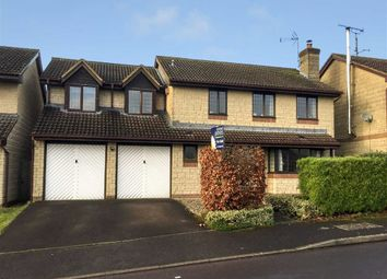 Thumbnail 5 bed detached house for sale in The Close, Lydiard Millicent, Wiltshire