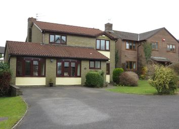 Thumbnail 4 bed detached house for sale in Troed Y Garth, Pentyrch, Cardiff