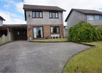 Thumbnail 5 bed link-detached house for sale in Corporation Road, Bodmin