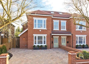 5 bed semi-detached house to rent in Seymour Road, East Molesey, Surrey KT8