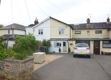 Thumbnail 3 bed terraced house to rent in Overton Road, Micheldever Station, Winchester