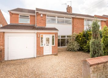 Thumbnail 4 bed semi-detached house for sale in The Straits, Lower Gornal