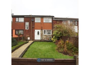 Thumbnail 3 bed terraced house to rent in Shawfold, Oldham