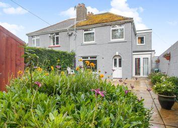 Thumbnail 4 bed semi-detached house for sale in Penvale Villas, St. Gluvias, Penryn