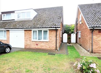 Thumbnail 4 bed semi-detached house to rent in Cheviot Close, Harlington, Hayes, Middlesex