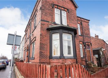 Thumbnail 2 bed flat for sale in Whingate Road, Leeds