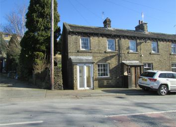 Thumbnail 2 bedroom end terrace house to rent in Greenfield Road, Holmfirth
