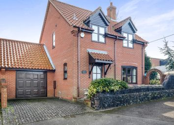 Thumbnail 3 bed detached house for sale in Nethergate Street, Bungay