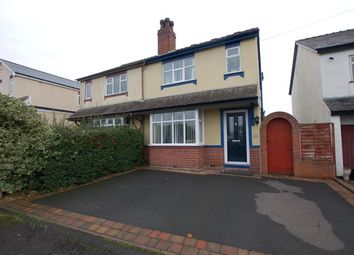 Thumbnail 3 bed semi-detached house for sale in Junction Road, Audnam