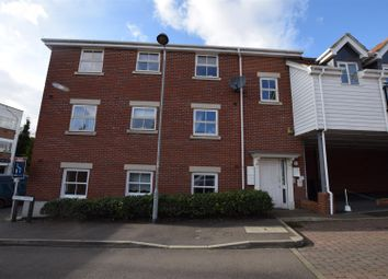 Thumbnail 2 bed flat for sale in Evans Court, Halstead