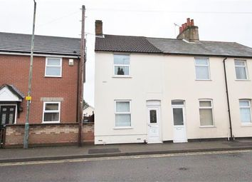 Thumbnail 2 bed end terrace house for sale in Woodbridge Road, Ipswich