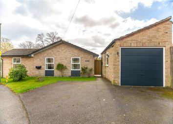 Caldwell Road, Windlesham, Surrey GU20. 2 bed detached bungalow