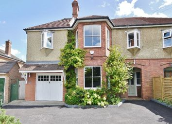 Thumbnail 4 bed semi-detached house for sale in Lower Green Road, Pembury, Tunbridge Wells