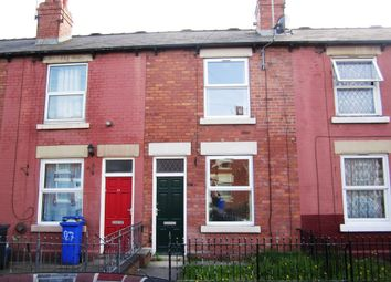 Thumbnail 2 bed terraced house to rent in Ferrars Road, Tinsley, Sheffield