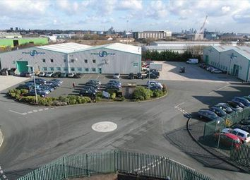 Thumbnail Light industrial to let in Business Park, Valley Road, Birkenhead, Cheshire