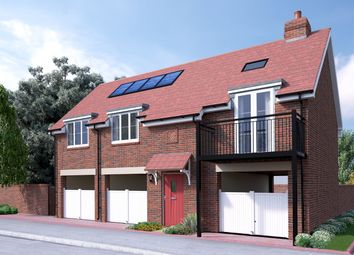 Thumbnail 2 bedroom town house for sale in The Birchgrove, Nye Road, Burgess Hill, West Sussex