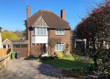 Wish Hill, Willingdon Village, Eastbourne BN20. 3 bed detached house for sale