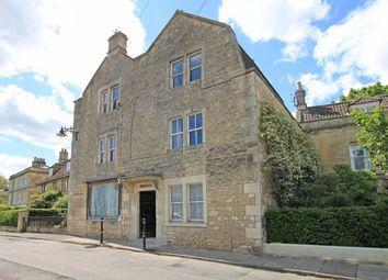 Thumbnail 2 bed flat to rent in High Street, Freshford, Bath