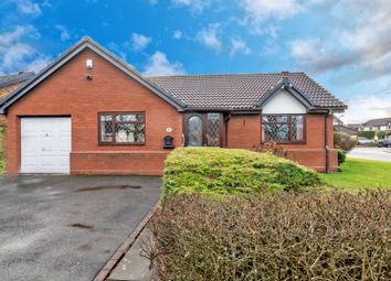 Thumbnail 2 bed detached bungalow for sale in Carnoustie Close, Bloxwich/Turnberry, Walsall