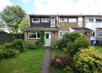 Thumbnail 3 bedroom end terrace house for sale in Frensham Close, Yateley, Hampshire