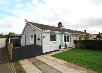 Thumbnail 2 bedroom bungalow for sale in Bridle Walk, Selby