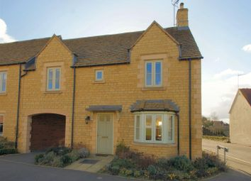 Thumbnail 4 bedroom link-detached house for sale in Blenheim Way, Moreton In Marsh, Gloucestershire