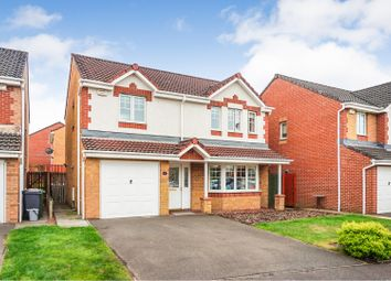Thumbnail 4 bed detached house for sale in Smith Way, Glasgow