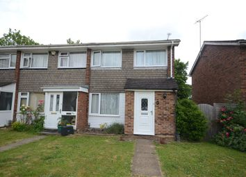 Thumbnail 3 bed semi-detached house for sale in Blagrove Drive, Wokingham, Berkshire