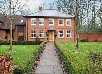 Thumbnail 4 bed mews house for sale in Coach House Close, Yateley