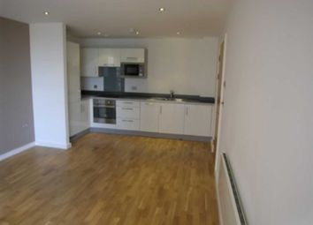 Thumbnail 1 bed flat to rent in Flint Glass Wharf, Radium Street, Manchester City Centre, Manchester, Greater Manchester